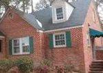 Casa en Remate en Wilson 27893 BRANCH ST NW - Identificador: 3692474395