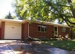 Casa en Remate en Centennial 80121 S GRANT ST - Identificador: 1648126982