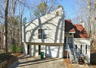 Casa en Remate en Marietta 30062 ROCK MILL PKWY - Identificador: 3935702375