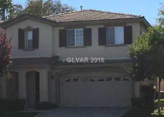 Casa en Remate en Henderson 89074 PALMAR SUR CT - Identificador: 3942500613