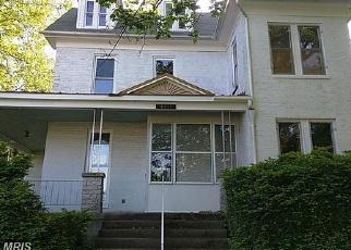 Casa en Remate en Hampstead 21074 HILLCREST AVE - Identificador: 3980471649