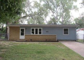 Casa en Remate en Haysville 67060 STEWART AVE - Identificador: 4043616545