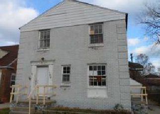 Casa en Remate en Detroit 48215 NEWPORT ST - Identificador: 4082851118