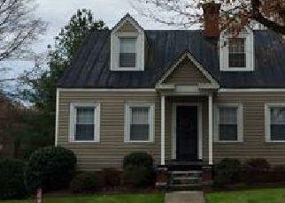 Casa en Remate en South Boston 24592 MARSHALL AVE - Identificador: 4092810216