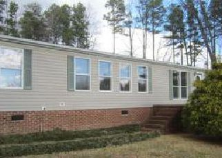 Casa en Remate en Roxboro 27574 JOHN D WINSTEAD RD - Identificador: 4096883380