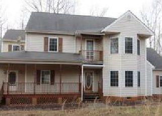 Casa en Remate en Louisa 23093 FLEMING RD - Identificador: 4097988840
