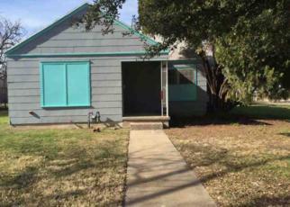 Casa en Remate en Ballinger 76821 LARGENT AVE - Identificador: 4100054309