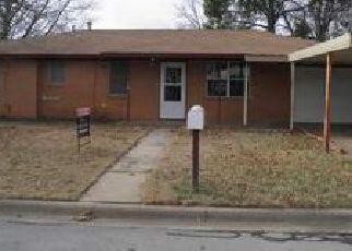 Casa en Remate en Burkburnett 76354 CLOVER DR - Identificador: 4100714337