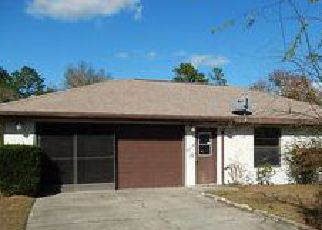 Casa en Remate en Dunnellon 34431 SW 209TH CIR - Identificador: 4101097567