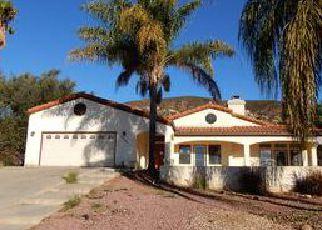 Casa en Remate en Ramona 92065 YSIDRO DR - Identificador: 4101184729