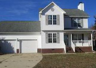 Casa en Remate en Sanford 27332 NORTHVIEW DR - Identificador: 4102829763