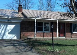 Casa en Remate en Columbus 47203 DAWNSHIRE DR - Identificador: 4117355152
