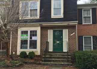 Casa en Remate en Montgomery Village 20886 MAPLE LEAF DR - Identificador: 4117534735
