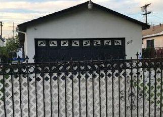 Casa en Remate en Los Angeles 90002 E 101ST ST - Identificador: 4124453400