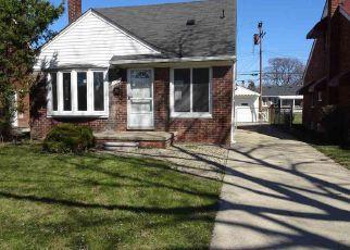 Casa en Remate en Eastpointe 48021 STRICKER AVE - Identificador: 4128956207