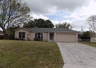 Casa en Remate en Port Saint Lucie 34953 SW ESTATE AVE - Identificador: 4129371410