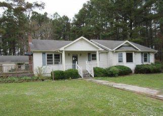 Casa en Remate en Williamston 27892 DEER TRACK RD - Identificador: 4132073270