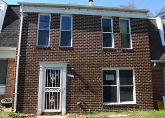 Casa en Remate en Hyattsville 20785 MERRICK LN - Identificador: 4135368147