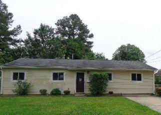 Casa en Remate en Virginia Beach 23452 WAYNE ST - Identificador: 4148796886