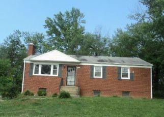 Casa en Remate en Temple Hills 20748 LOCH RAVEN RD - Identificador: 4157739877