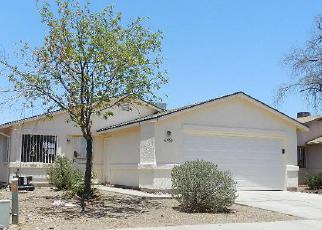 Casa en Remate en Tucson 85746 W THORNE ST - Identificador: 4159661249