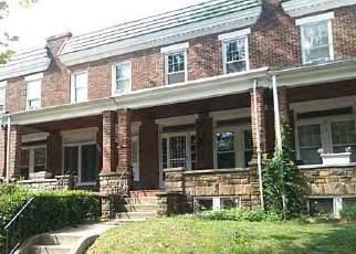 Casa en Remate en Baltimore 21213 CHESTERFIELD AVE - Identificador: 4161174458