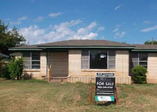 Casa en Remate en Iowa Park 76367 N PARK AVE - Identificador: 4199060975