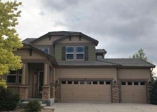 Casa en Remate en Castle Rock 80104 SPRINGVALE RD - Identificador: 4200439258