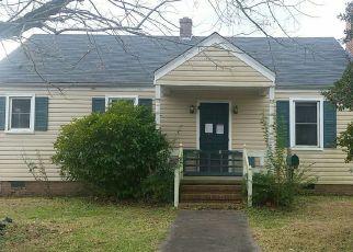 Casa en Remate en Williamston 27892 N PARK AVE - Identificador: 4210781584
