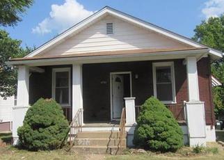 Casa en Remate en Saint Louis 63123 HANNOVER AVE - Identificador: 4219750864