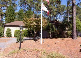 Casa en Remate en Pinehurst 28374 LAKE HILLS RD - Identificador: 4220355251