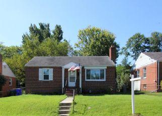 Casa en Remate en College Park 20740 LAGUNA RD - Identificador: 4220631174