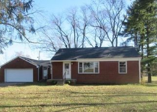Casa en Remate en Indianapolis 46231 S COUNTY ROAD 1050 E - Identificador: 4230245588