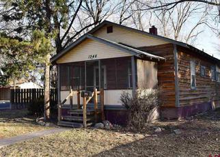 Casa en Remate en Montrose 81401 S 2ND ST - Identificador: 4234028364