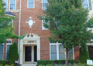 Casa en Remate en Gaithersburg 20877 WHETSTONE GLEN ST - Identificador: 4238009101