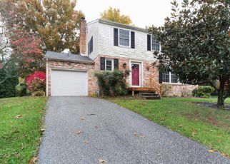 Casa en Remate en Cockeysville 21030 SANDRINGHAM RD - Identificador: 4238019630