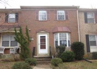 Casa en Remate en Gaithersburg 20878 AMBIANCE DR - Identificador: 4245621990