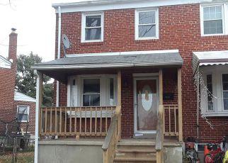 Casa en Remate en Dundalk 21222 INVERTON RD - Identificador: 4247112403