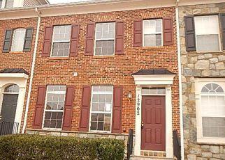 Casa en Remate en Clarksburg 20871 CLARKSBURG SQUARE RD - Identificador: 4249296582