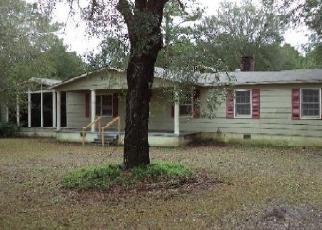 Casa en Remate en Thomasville 31792 SINGLETARY RD - Identificador: 4253480550