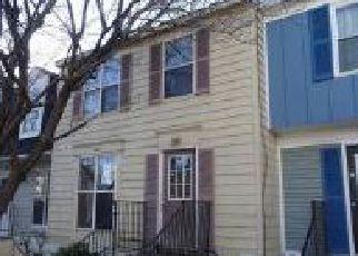 Casa en Remate en Frederick 21702 MURDOCK CT - Identificador: 4253604490