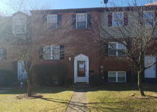 Casa en Remate en Owings Mills 21117 ENGLEFIELD SQ - Identificador: 4256231455