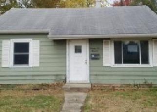 Casa en Remate en Terre Haute 47803 SIBLEY AVE - Identificador: 4258011383
