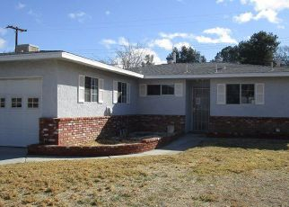 Casa en Remate en Lancaster 93534 FERN AVE - Identificador: 4259987528
