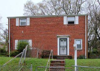 Casa en Remate en Capitol Heights 20743 CABIN BRANCH DR - Identificador: 4262980193