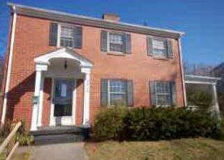 Casa en Remate en Roanoke 24012 OAKLAND BLVD NW - Identificador: 4264365960