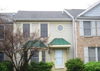 Casa en Remate en Beltsville 20705 RUNNING BEAR CT - Identificador: 4267314841