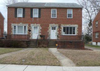 Casa en Remate en Parkville 21234 WOODRING AVE - Identificador: 4267853986