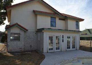 Casa en Remate en El Paso 79936 GENE TORRES DR - Identificador: 4268111507