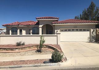 Casa en Remate en El Paso 79911 CABANA DEL SOL - Identificador: 4270974539
